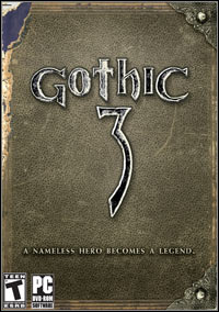 Game Box for Gothic 3 (PC)