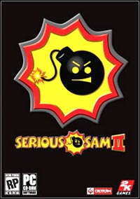 Game Box for Serious Sam 2 (PC)