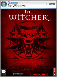 Game Box for The Witcher (PC)