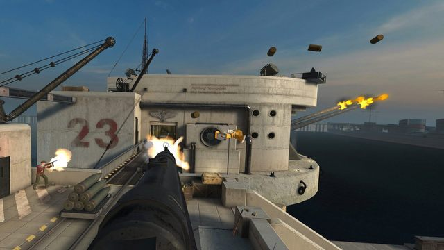 Sniper Elite VR Review - выстрел и промах - картинка №3