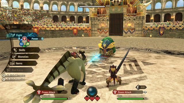 Monster Hunter Stories 2 Wings of Ruin Обзор: Monstie Rancher!  - картинка №1