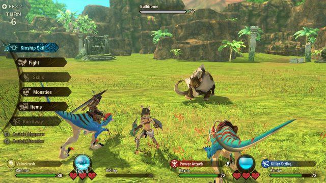 Monster Hunter Stories 2 Wings of Ruin Обзор: Monstie Rancher!  - картинка №2