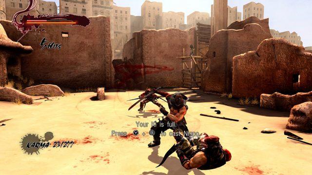 Ninja Gaiden: Master Collection Review - Старый ниндзя, обветренный - изображение №6