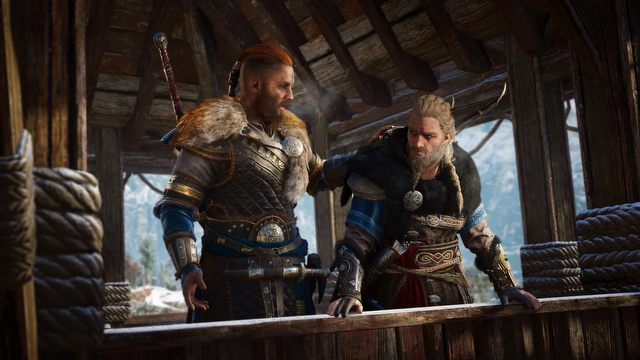 I played AC Valhalla – Chasing Kratos from Greece to the North - picture #4