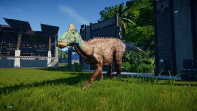 Jurassic World Evolution: Complete Edition Review - Dinotopia on Couch - picture #3