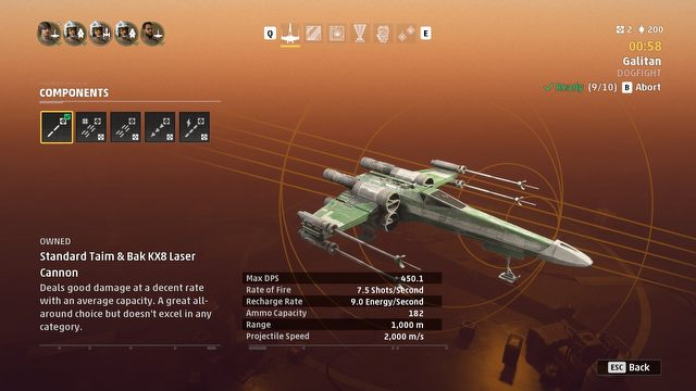 Star Wars: Squadrons Review – Finally, X-Wing vs. TIE Fighter Returns! - picture #5