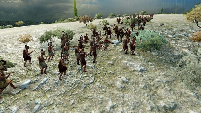 Total War: Troy Preview – Holidays in Ancient Greece - picture #2