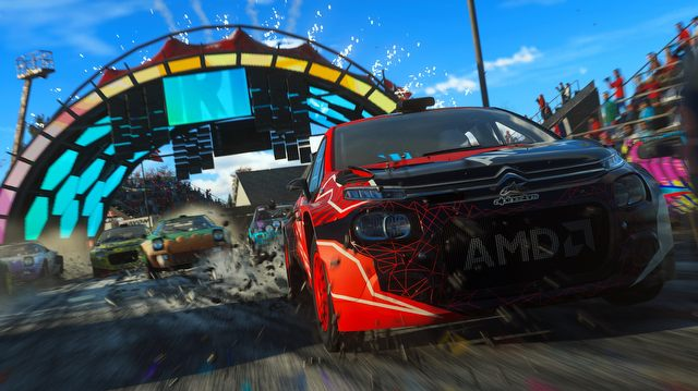 DiRT 5 Preview – Fast Cars, Lightnings and Auroras - picture #3