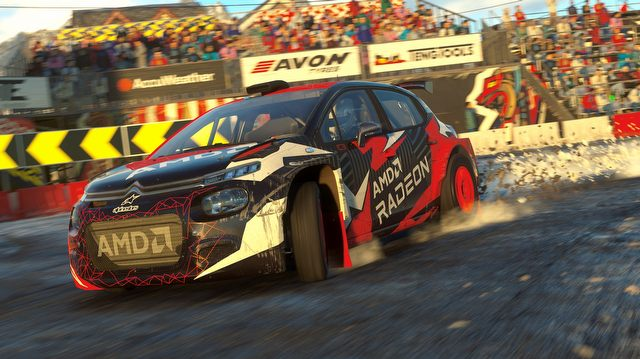 DiRT 5 Preview – Fast Cars, Lightnings and Auroras - picture #4