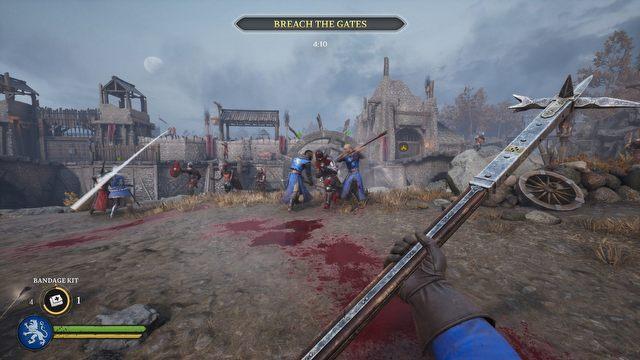 Обзор Chivalry 2 - Прекрасный меч, если немного тупить - картинка №1
