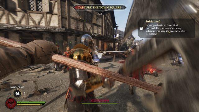 Обзор Chivalry 2 - Прекрасный меч, если немного тупить - картинка №5
