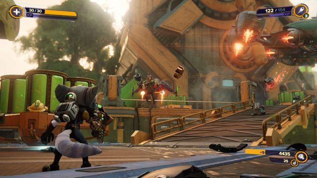 Ratchet and Clank: Rift Apart Review - Exclusively Exceptional - картинка # 3
