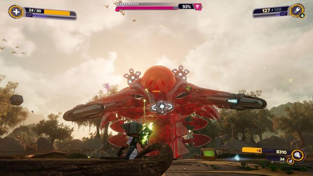 Ratchet and Clank: Rift Apart Review - Exclusively Exceptional - картинка # 4