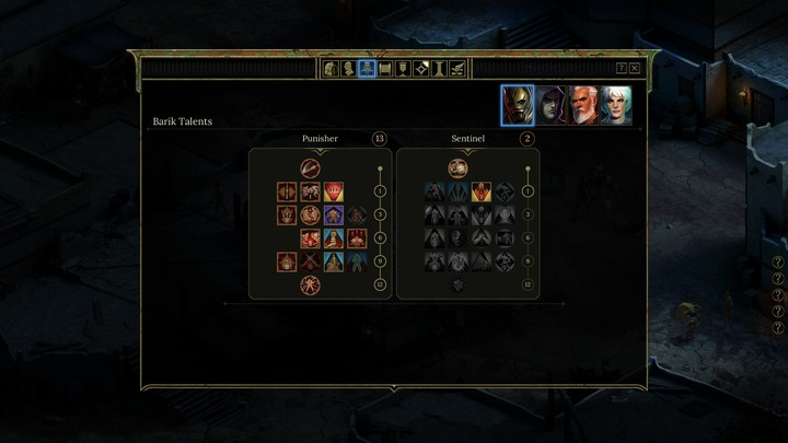 Character progression sure has changed since Pillars of Eternity. - 2016-11-18