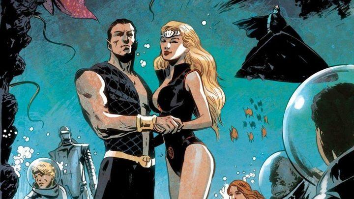 Namora/Namor. Marvel's heroes who deserve their own movies   gamepressure.com