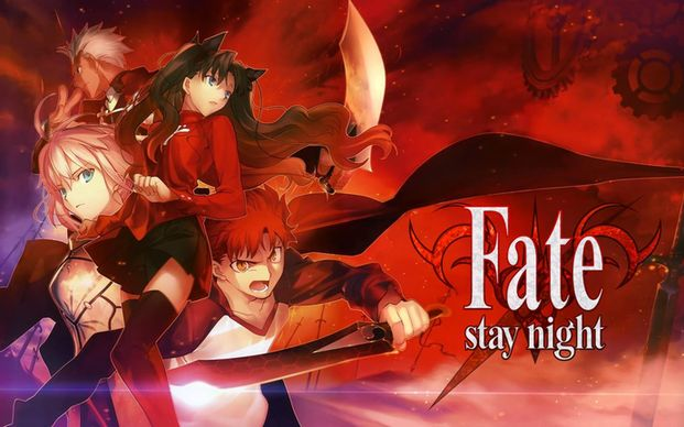 Fate/stay night did battle royale before it was cool. - 2019-05-10