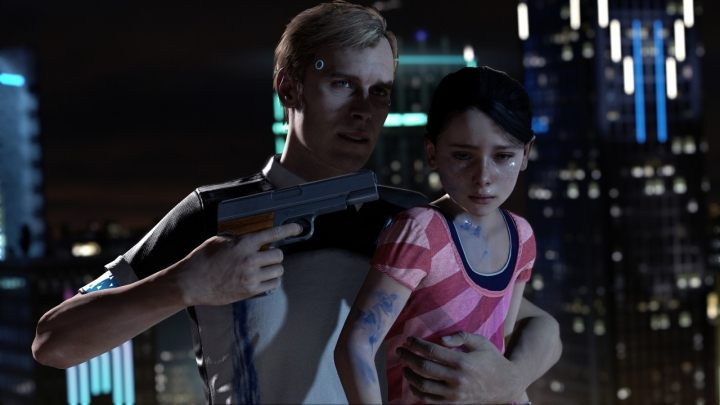 Detroit: Become Human is one of the few games of the year to have offered a demo version before the launch. - 2018-06-01