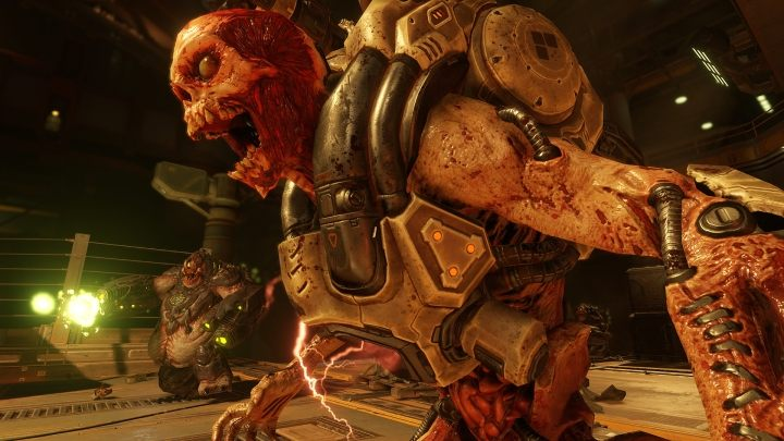 DooM has finally received a demo version, but after a few weeks after it hit shelves/digital distribution. - 2018-06-01