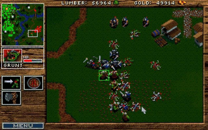 The war between humans and orcs is no picnic. - 20 Best Classic Strategy Games for PC - dokument - 2020-09-18