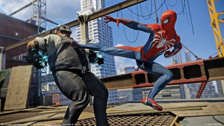 Marvel has some good superhero games. - Top 15 Games We Want to Play on PS5 - dokument - 2019-10-11