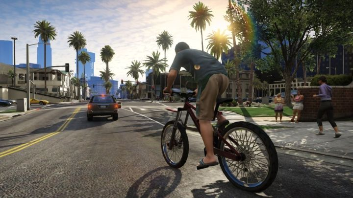 San Andreas with GTA V's graphics doesn't seem probable, but there are thousands of gamers dreaming about this. - 2017-05-11