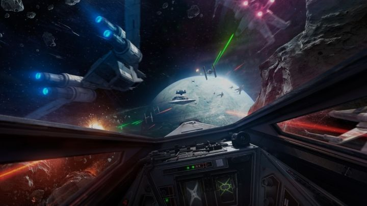 The VR mission in Battlefront allows you to feel like an X-Wing pilot for a few moments, but it requires a full VR set. It also lacks the complexity characteristic of the simulators. - 2017-05-11