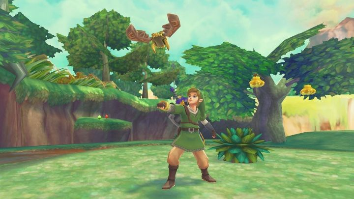 Skyward Sword has done what it could with the Wii console, but some technological limitations were simply too much. - 2017-05-11