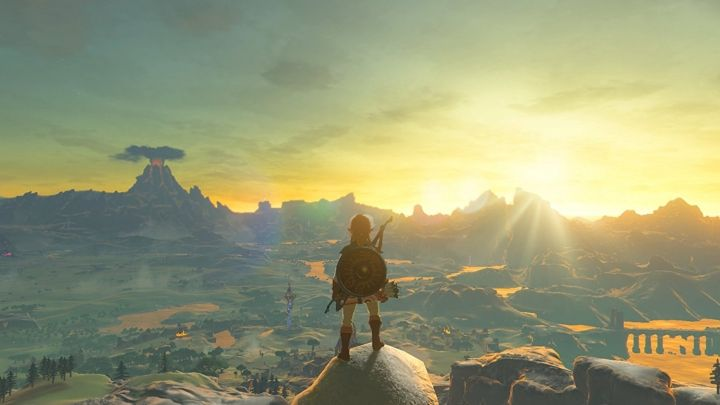 Just imagine if Nintendo remade all the older installments, making them look just like Breath of the Wild... - 2017-05-11