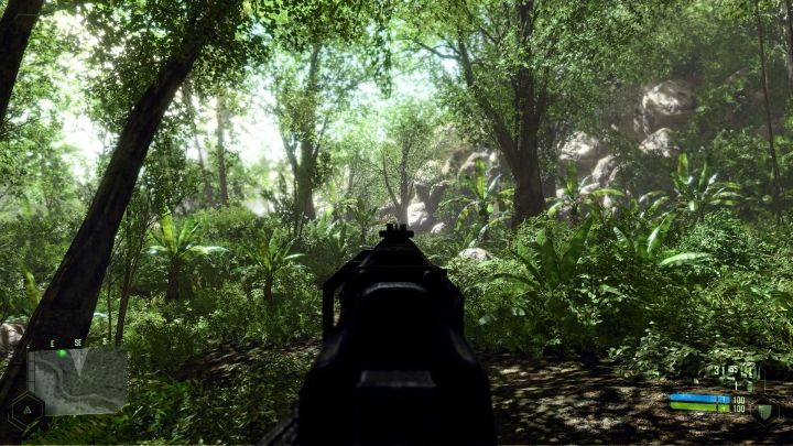 To be honest, even without any upgrades Crysis holds its ground against many modern AAA titles – especially when it comes to depiction of forests. - 2017-05-11