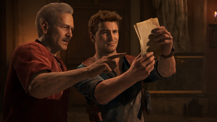 Uncharted 4: A Thief's End (2016) - 2016-07-28