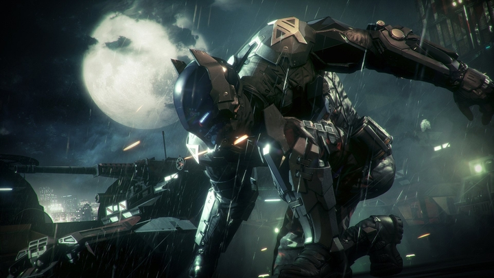 Batman: Arkham Knight (2015) - 2016-07-28