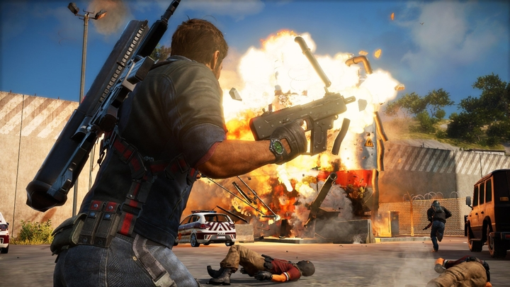 Just Cause 3 (2015) - 2016-07-28