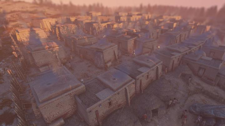 Neolithic housing estates look rather mundane, but the game seems to hold considerable potential. - 2019-02-27