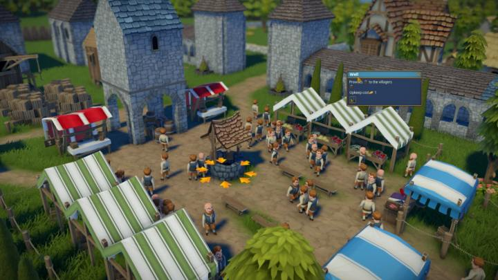 A bit of the Settlers, a bit of Anno, and we have ourselves a great city builder. - 2019-02-27