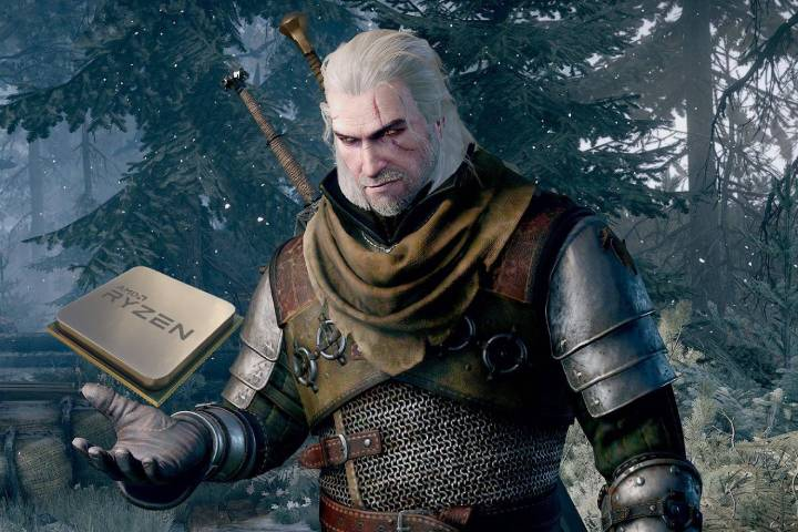 Can the GPU integrated with AMD Ryzen 5 2400 run The Witcher 3? - We've launched The Witcher 3 on a cheap PC with an integrated video card - dokument - 2019-09-04