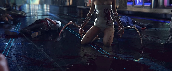 Cyberpunk 2077 should not only be darker, but also more violent than Deus Ex. - 2016-11-03