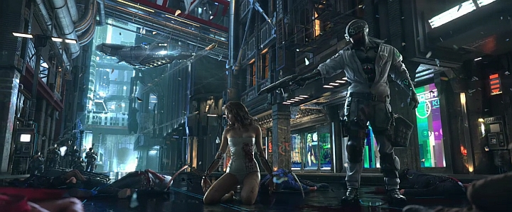Night City is surely a fascinating place, and a worthy successor of the Northern Realms from The Witcher. But who's worthy of replacing Geralt of Rivia? - 2016-11-03