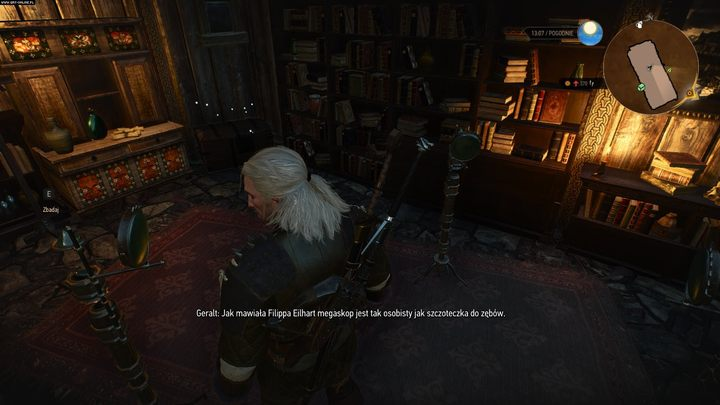 CD Projekt Red decided to put their own touch on the world of magic created by Sapkowski and highlighted the role of megascopes. - 2018-03-05