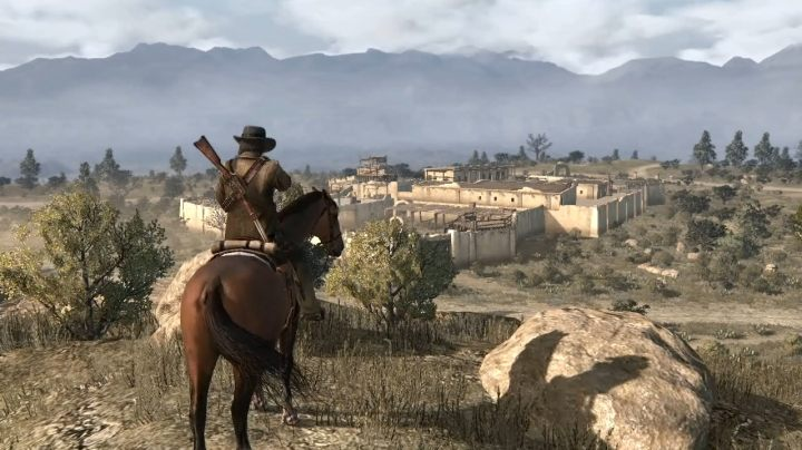 The freedom in Red Dead Redemption could create a dissonance: you could act like the vilest outlaw, but that was inconsistent with the image of the protagonist suggested by the game. - 2018-10-10
