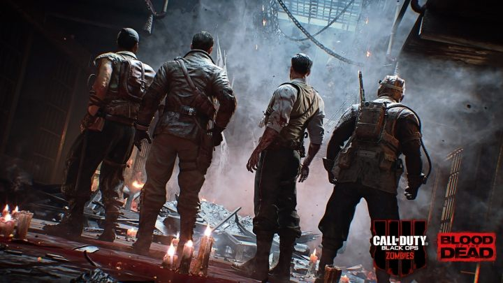 Call of Duty: Black Ops 4 is one more title that will skip uncle Gaben's shop. - 2018-08-16