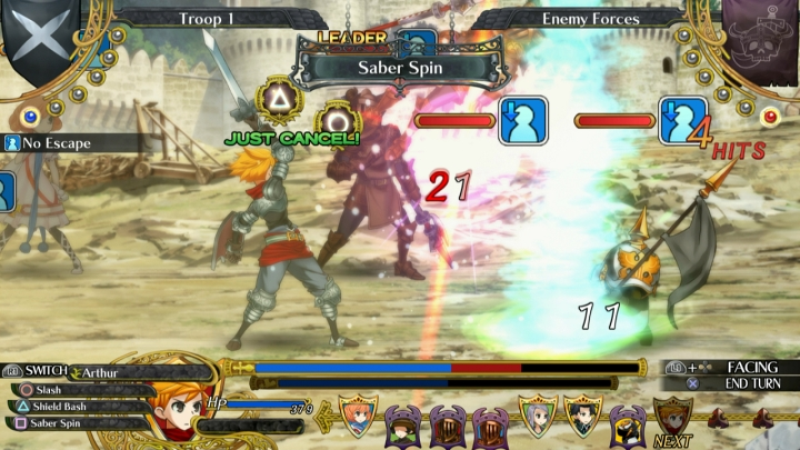 The UI in Grand Kingdom is hardly minimalistic! - 2017-04-24