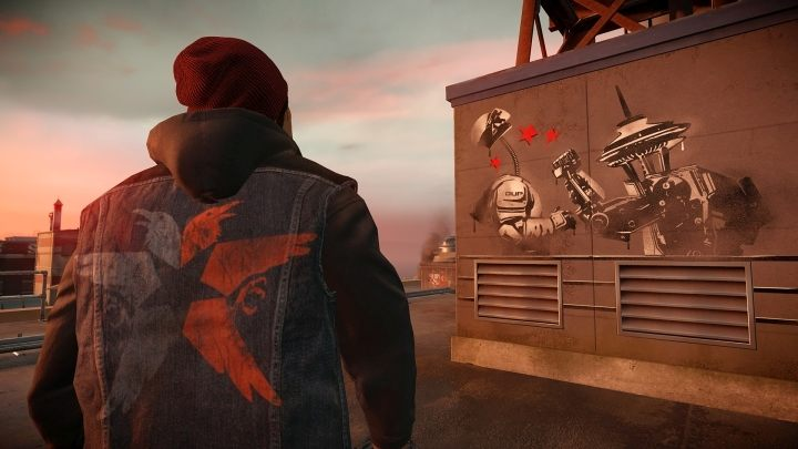 The graffiti minigame from InFamous: Second Son was mildly fun at the very beginning. Fast forward a couple hours into the game and there's a good chance you're already sick of it. - 2017-12-04