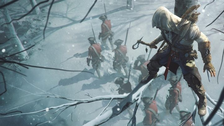 Assassin's Creed 3 had me lose my purpose for a moment. Like, why was I even killing all those people in the first place? - 2017-12-04