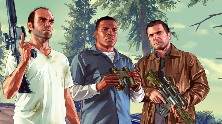 Only a few gamers got to know the final fates of Michael, Franklin and Trevor. - Seen the End of GTA 5? Probably Not. Here's 15 Good Games We Tend Not to Finish - dokument - 2020-10-18