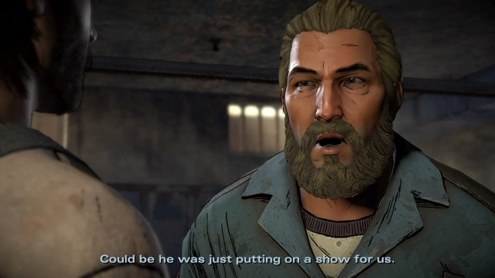 Telltale Games might have lessened their development power in recent years, but at least the subtitles in their games are professional and resizable. - 2018-03-06
