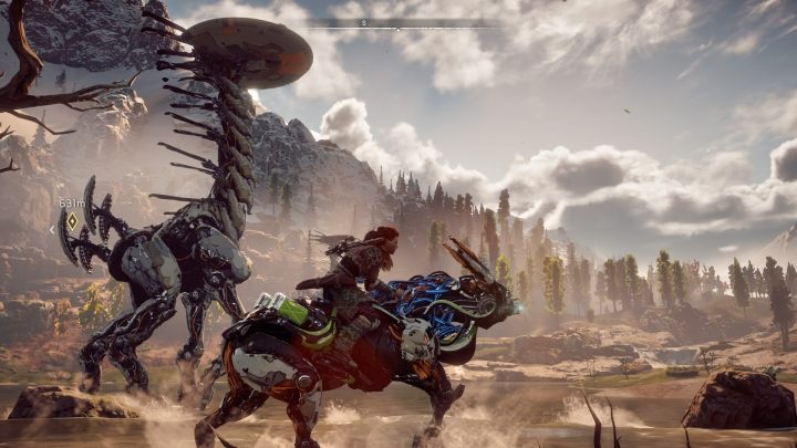 Sony has scored some amazing exclusives in the current gen. On the picture: Horizon: Zero Dawn - 2018-05-10
