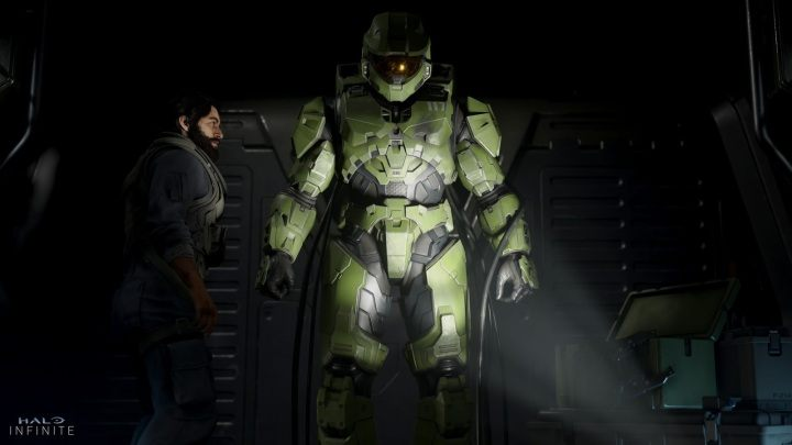 Halo Infinite, is so far the only first party game announced directly to the next generation consoles. - 2019-07-15