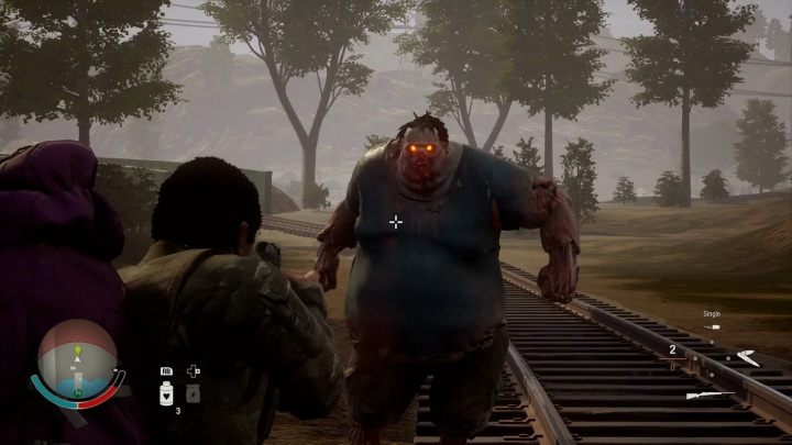State of Decay 2 visuals were far behind the level to which players had become used to in terms of exclusive productions. - 2019-07-15