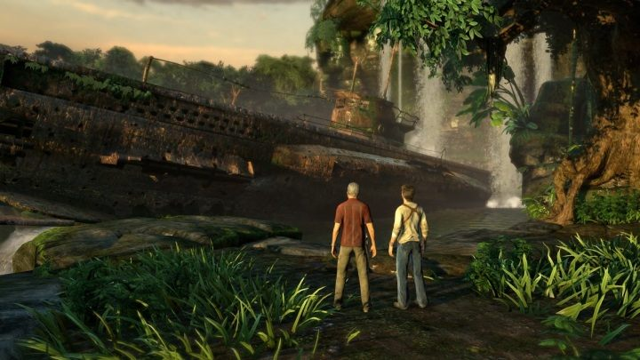 Uncharted: Drake's Fortune was a big hit that PlayStation 3 desperately needed in order to fight with Xbox 360. - 2019-07-15