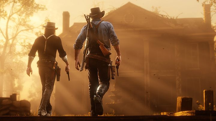 In Wild West towns and cities, public wandering with firearms was strictly forbidden. - Was Wild West That Wild? - Red Dead Redemption 2 vs the Facts and Reality - dokument - 2019-11-04